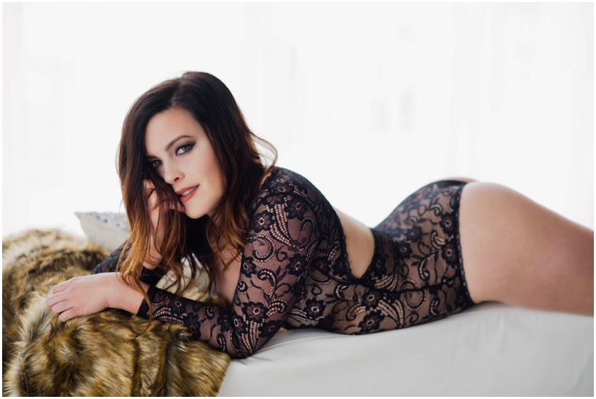 Salt Lake City Boudoir Photographer